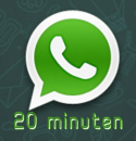 WhatsApp 20 Min